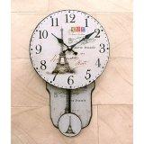 アンティーククロック ペンデュラム Eiffel 振り子時計