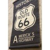 アンティークタペストリー  historic route66 017 ショート