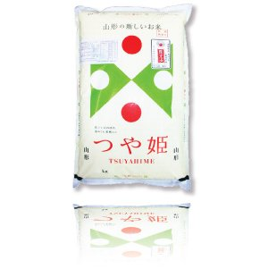 画像1: 山形県産 白米 つや姫 10kg [5kg×2袋] 平成30年産 食味鑑定品