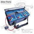 画像1: 標準鉛バッテリー36V/12Ah ボードバイク専用アフターパーツ 電動キックボード (1)