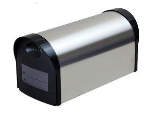 画像1: アメリカン 郵便ポスト CSA-860HL 前入後出