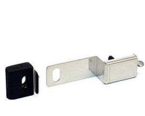 画像1: 日本ロックサービス ドアジョイナー 符号錠付 nldjl40