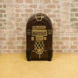 アンティークジュークボックス コインバンク 貯金箱