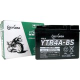 gsユアサ ytr4a-bs バイク用バッテリー