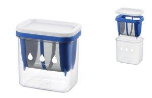 画像1: 水切りヨーグルトができる容器