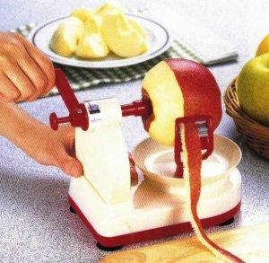 画像2: 味わい食房 りんごの皮むき器