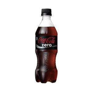 画像1: コカコーラ コカコーラ ゼロ 500ml×24本 1箱