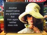 ブリキ看板 アルコールによる問題解決