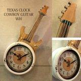 テキサスクロック カウボーイギター ホワイト