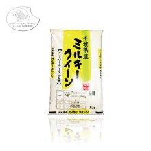 詳細写真1: 千葉県産 白米 ミルキークイーン 5kg×1袋 令和元年産 向後米穀