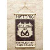 アンティークタペストリー  historic california66 018 ショート