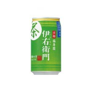 画像1: サントリー 伊右衛門緑茶 340g缶 24本入1箱