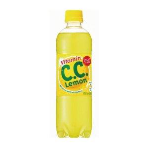 画像1: サントリー CCレモン 500ml 24本入1箱