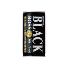 詳細写真1: サントリー ボス 無糖ブラック 深煎り・荒挽き・雑味なし 185g 30本入1箱