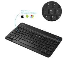 詳細写真3: Arteck ウルトラスリム Bluetooth ワイヤレスキーボード 超薄 7カラーLEDバックライト