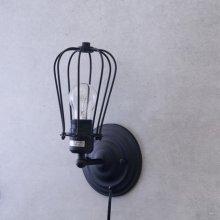 詳細写真3: ヴィンテージウォールランプ W135-F LED対応