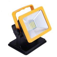 詳細写真1: 充電式LED作業灯 15W ポータブル LED灯光器