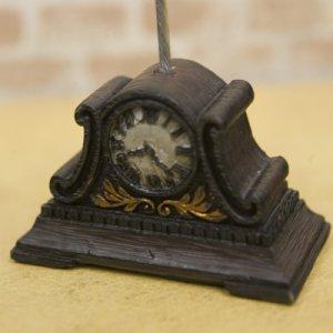 画像2: オールディーズ カードスタンド テーブルクロック