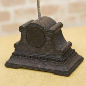 画像3: オールディーズ カードスタンド テーブルクロック