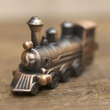 詳細写真1: アンティークシャープナー SL 機関車 鉛筆削り