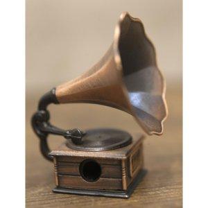画像3: アンティークシャープナー 蓄音機 鉛筆削り