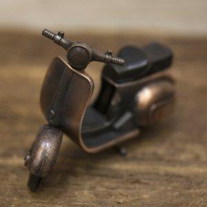 画像2: アンティークシャープナー ベスパ 鉛筆削り