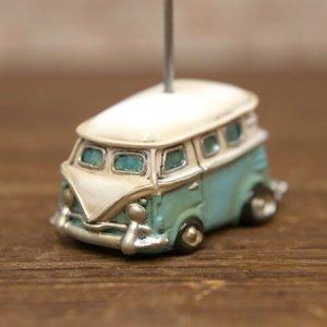 画像2: カードスタンド オールディーズ アメリカン バス