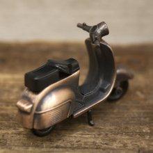 詳細写真2: アンティークシャープナー ベスパ 鉛筆削り