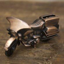 詳細写真1: アンティークシャープナー ハーレー 鉛筆削り