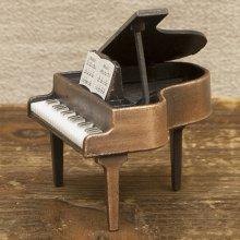 詳細写真1: アンティークシャープナー グランドピアノ 鉛筆削り