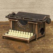 詳細写真1: シャープナー タイプライター / 鉛筆削り ミニチュア