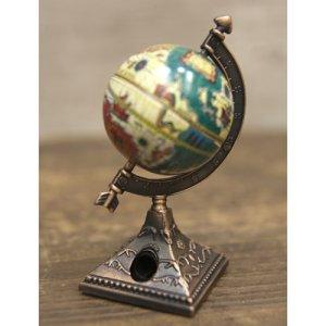 画像2: アンティークシャープナー 地球儀 鉛筆削り