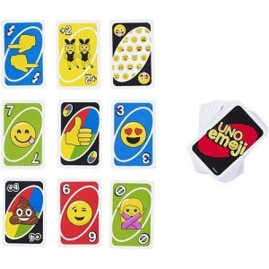 画像3: ウノ えもじ カードゲーム DYC15