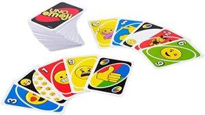 画像4: ウノ えもじ カードゲーム DYC15