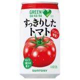 サントリー グリーンダカラ すっきりしたトマト 350g 24入 1箱