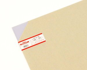 画像1: 光 アクリル板ミスティスモーク 545×650x3mm A919-3M