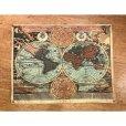画像2: レトロタペストリー 地図 Ancient Map JZ16529 (2)