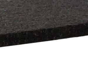 画像2: 吸音カラー硬質フェルトボード400 ブラック「光」12枚