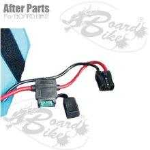 詳細写真2: リチウムイオンバッテリー 36V/20Ah ボードバイク専用アフターパーツ 電動キックボード