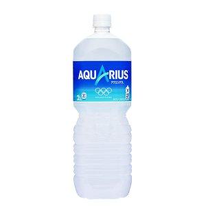 画像1: アクエリアス PET 2L×6×1箱 ペコらくボトル