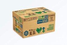 詳細写真3: グリーン ダカラ やさしい麦茶 650ml×24本×1箱 サントリー