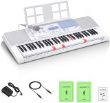 CASIO 光ナビゲーションキーボード LK-515 61鍵盤 鍵盤が光る