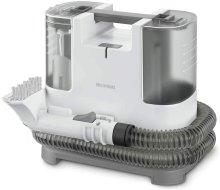 詳細写真1: リンサークリーナー 自動ポンプ式 布製品洗浄機 水と空気の力で汚れを吸い取る 温水対応 掃除機 RNS-P10-W