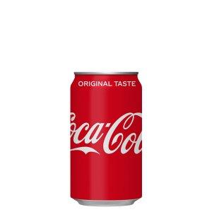 画像1: コカ・コーラ 350ml缶×24×1箱