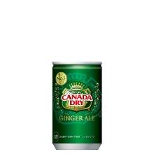 詳細写真1: 「2cs」カナダドライジンジャーエール 160ml缶×30×2箱