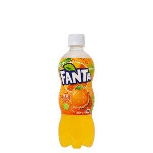画像1: ファンタオレンジ PET 500ml×24×1箱