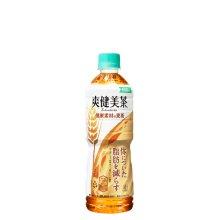 詳細写真1: 爽健美茶 健康素材の麦茶 PET 600ML×24×1箱
