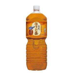 画像1: 綾鷹 ほうじ茶 PET 2L×6×1箱